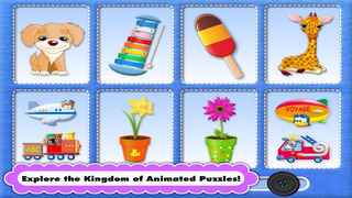 Toddler Games and Abby Puzzles for Kids: Age 1 2 3 screenshot 5