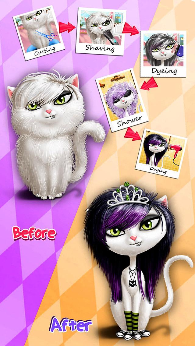 Animal Hair Salon & Dress Up screenshot 2