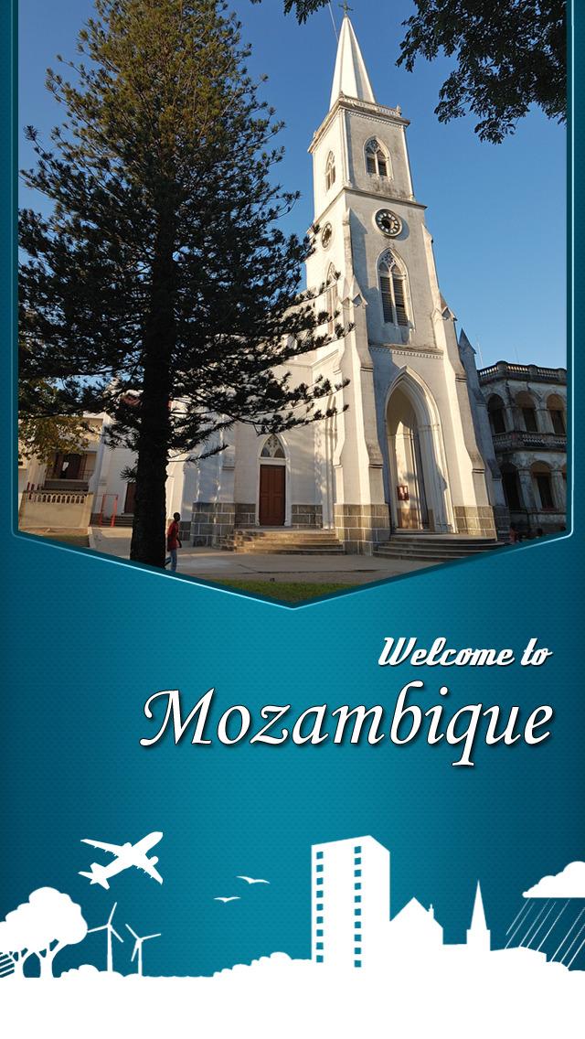 Mozambique Essential Travel Guide screenshot 1