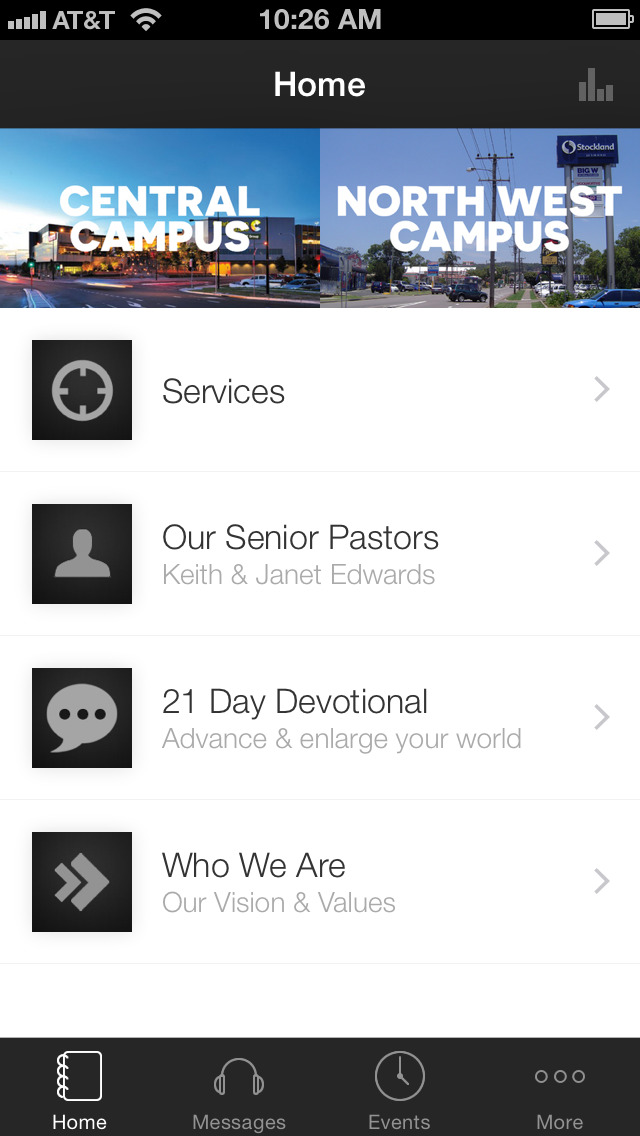 C3 Church Victory screenshot 1