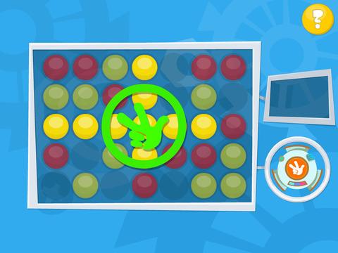 Четыре в ряд - Фиксики и Фиксиклуб screenshot 10