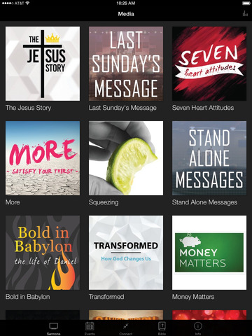 Pathways Community Church App screenshot 4