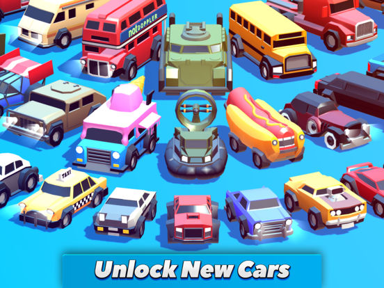 Crash of Cars screenshot 9