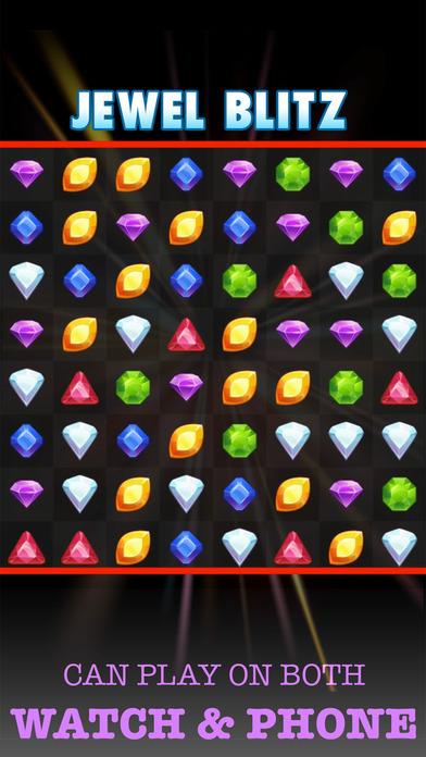 Jewel Blitz (Watch & Phone) screenshot 1