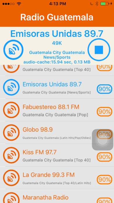 Radio Guatemala - Radio GTM app for iPhone: reviews