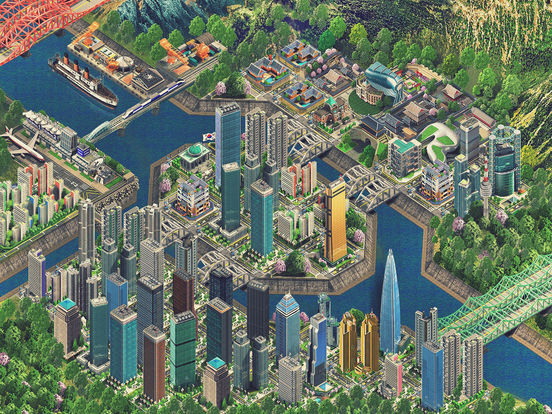 City Game™ - Seoul Korea screenshot 6