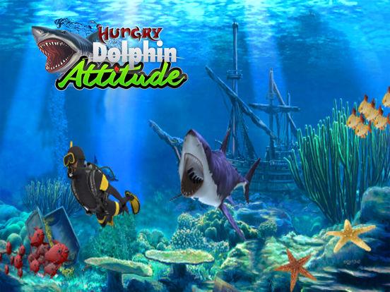 Hungry Dolphin Fish Simulator screenshot 6
