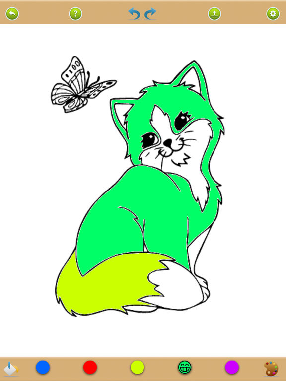 Animals Coloring : Draw, Paint for Kids screenshot 8