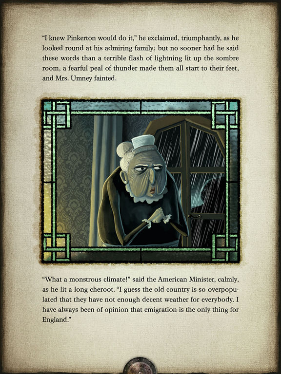 The Canterville Ghost screenshot 8