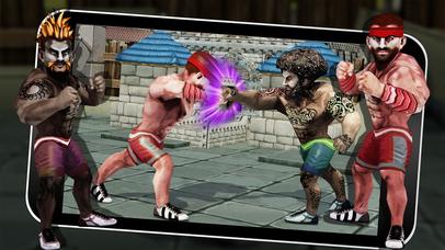 kickboxing Fight - Beat the beasts and mortals screenshot 1
