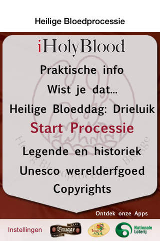 iHolyBlood - náhled