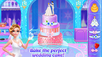 Ice Princess Royal Wedding Day screenshot 3