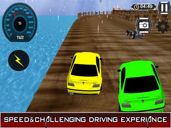 Extreme Fast Stunt Race : Nitro Drifting Challenge screenshot 6