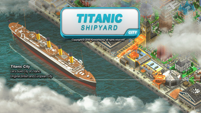 Titanic Shipyard screenshot 1