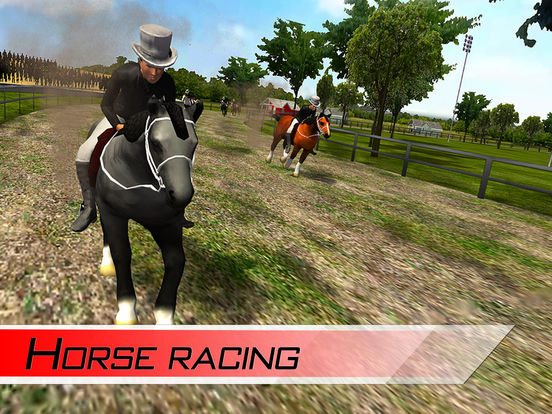 Equestrian: Horse Racing 3D Full screenshot 5
