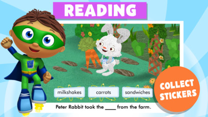 Super Why! Power to Read screenshot 4