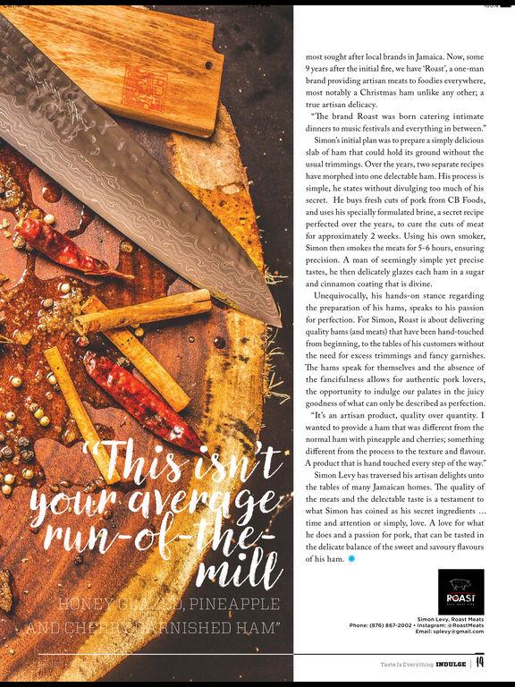 Indulge Magazine screenshot 8