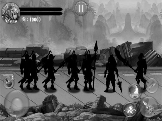ARPG--Shadow Sword. screenshot 9