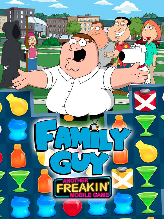 Family Guy Freakin Mobile Game screenshot 10