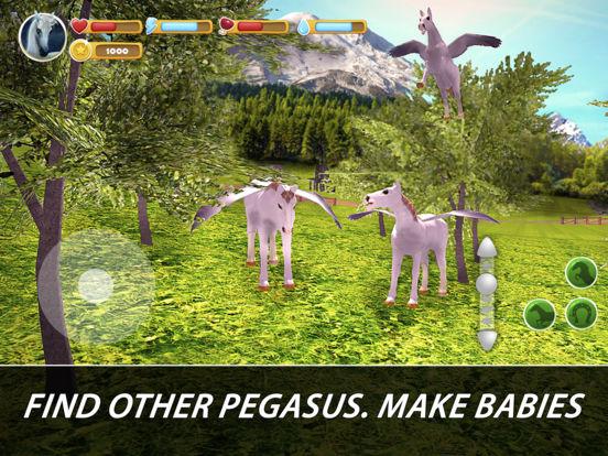 Pegasus Family Simulator Full screenshot 6