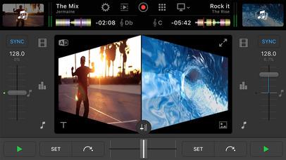 djay Pro for iPhone screenshot 4