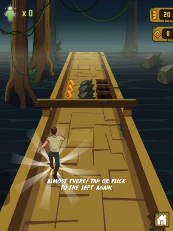 Escape from Aztec screenshot 6