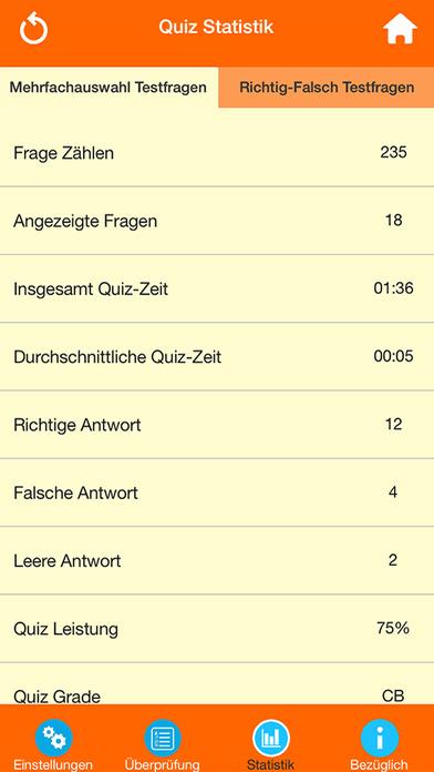 Die Psychologie Quiz screenshot 5