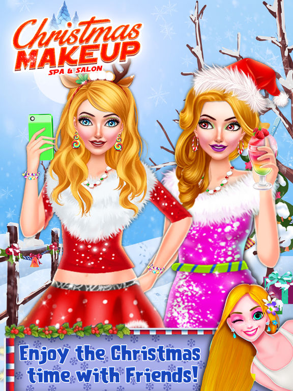 Christmas Makeup Spa & Salon screenshot 6
