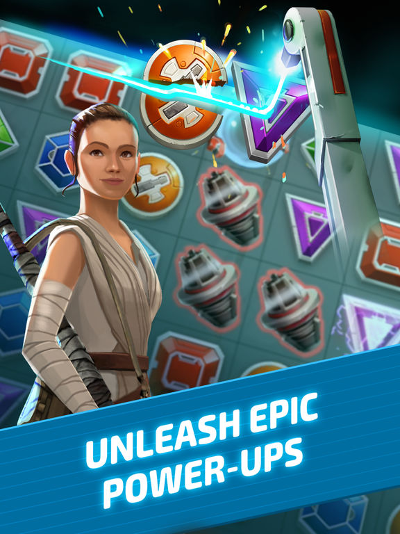 Star Wars: Puzzle Droids™ screenshot 8