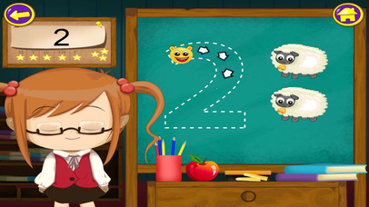 Kids Math Magic HD Lite screenshot 4