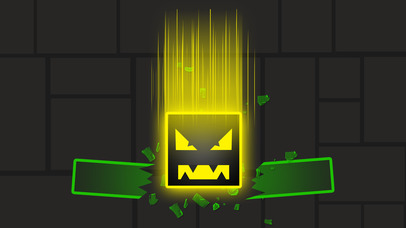 Sticky Square: Smash Them ALL screenshot 1