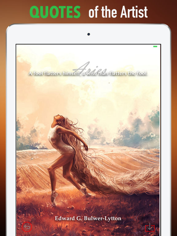Aries Wallpapers HD- Quotes and Art Pictures screenshot 9