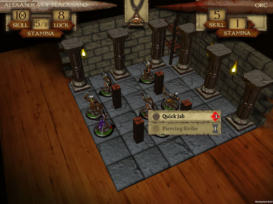 Warlock of Firetop Mountain screenshot 7