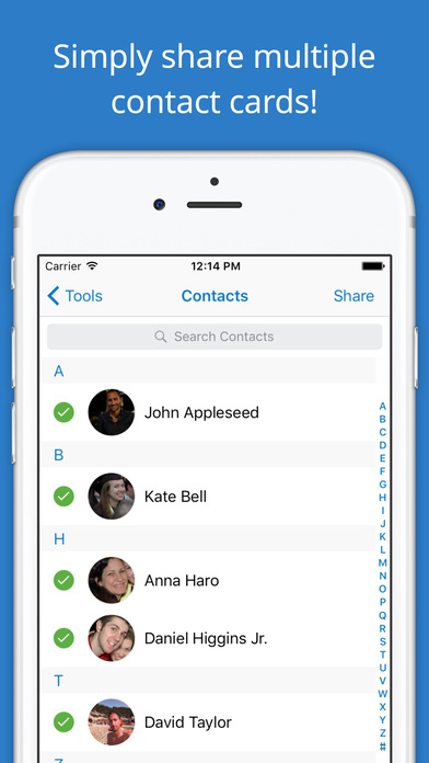Backup Contacts + Cleanup screenshot 4