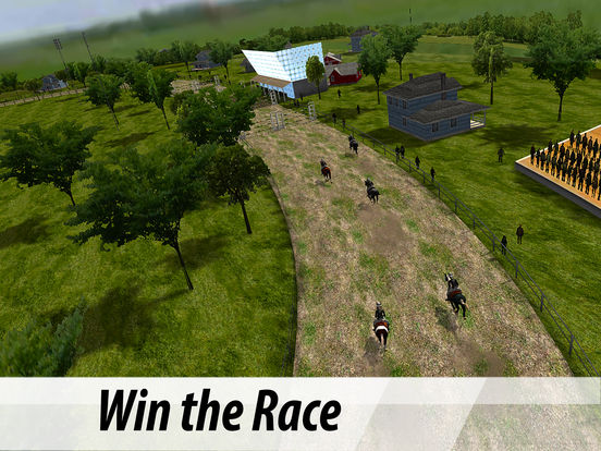 Equestrian: Horse Racing 3D screenshot 6