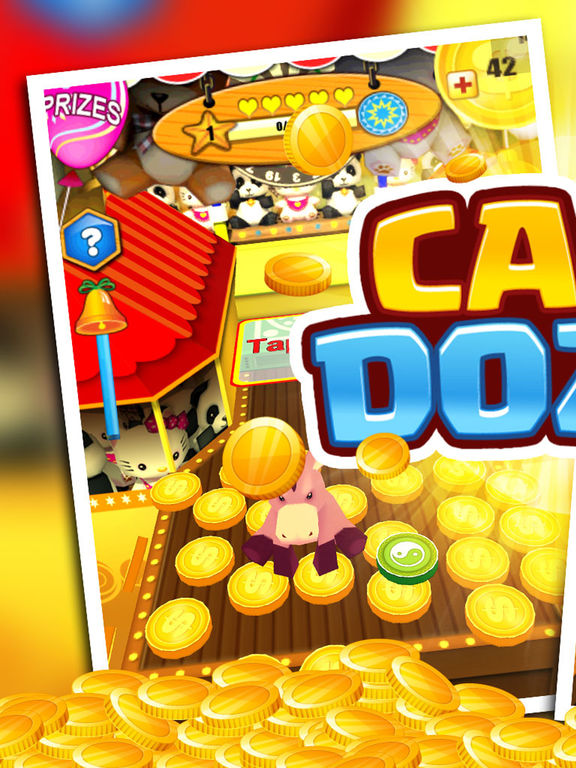 Cash Dozer! Awesome Gold Coin Jackpot Machine screenshot 5