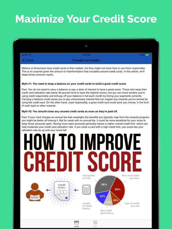 Guide for Credit Karma Pro screenshot 5