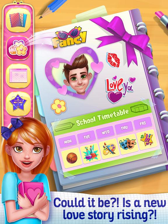New Girl in High School screenshot 9