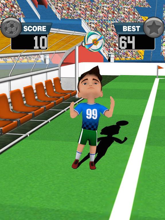 Tap Soccer Challenge screenshot 6