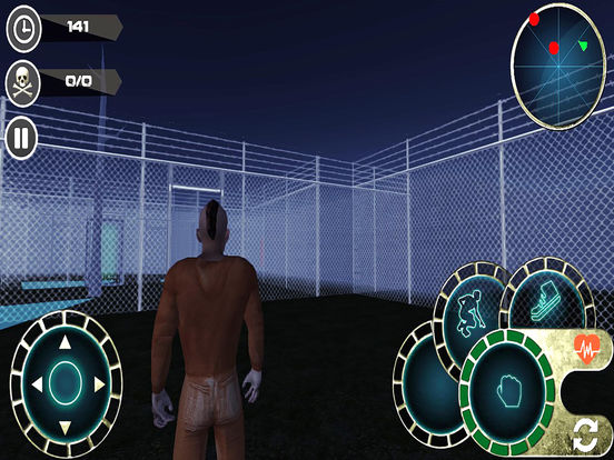 Prison Survive Break Escape : 3D Action War Game screenshot 7