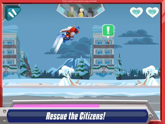 Transformers Rescue Bots: Dash screenshot 9