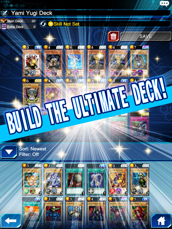 Yu-Gi-Oh! Duel Links (iPad) reviews at iPad Quality Index