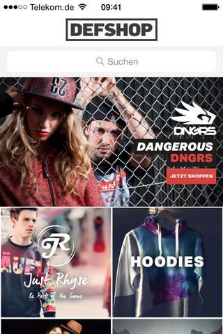 DefShop - Streetwear & Lifestyle - náhled