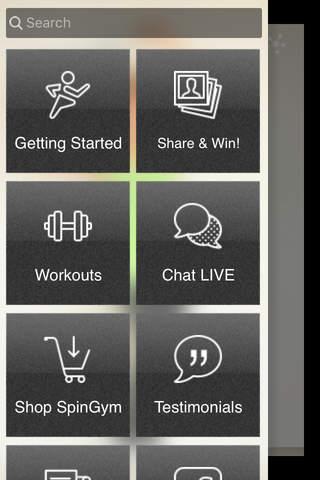 SpinGym Fitness - náhled