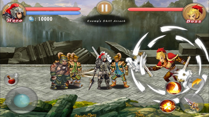 ARPG--Dragon Hunter. screenshot 1