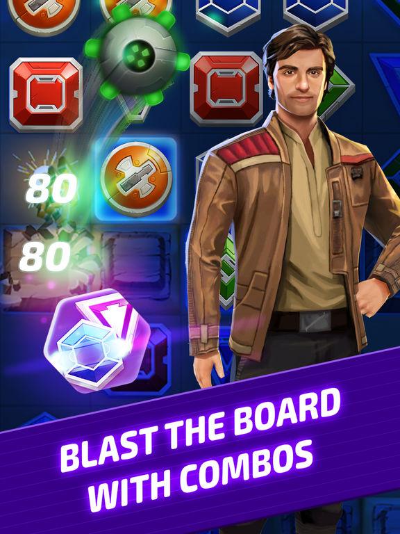 Star Wars: Puzzle Droids™ screenshot 9