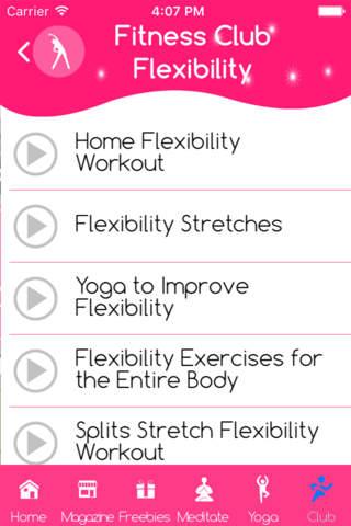 Slim waist abs exercises cardio workout - náhled