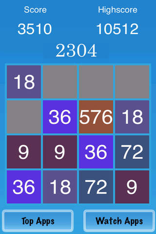 2304-Pro Numbers Version - náhled
