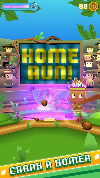 Blocky Baseball: Home Run Hero screenshot 3