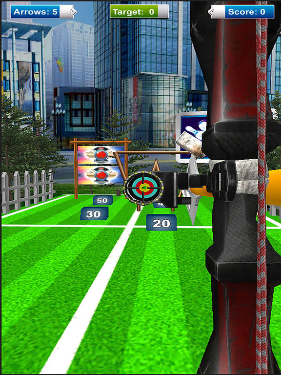 Archery Prince : 3D Real Cross Bow Arrow Game 2017 screenshot 5